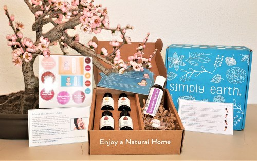 Simply-Earth-Esential-Oils-Aug2019-Unboxing-Create-With-Joy.com