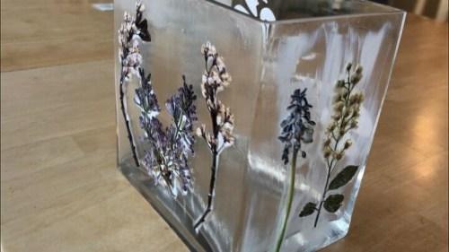 Upcyled Vases