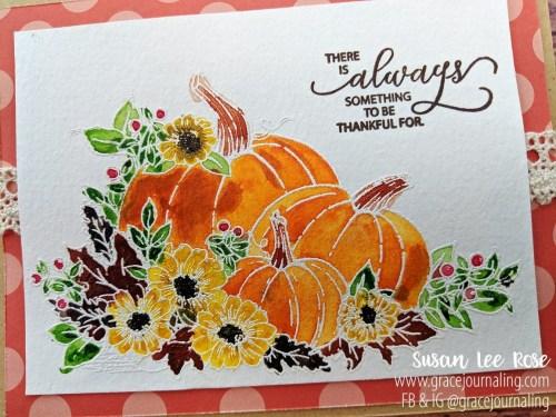 Always Thankful Card