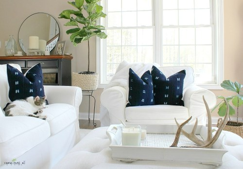 Comfort Not Clutter
