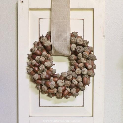 Kristi - Acorn Wreath