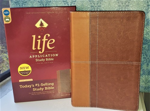 Life Application Bible - NIV Third Edition-Create-With-Joy.com