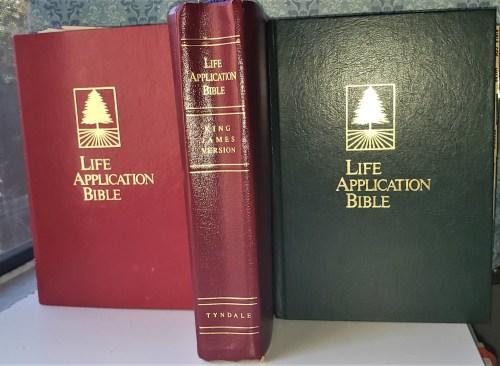 Original Life Application Bibles-Create-With-Joy.com
