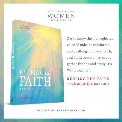Keeping The Faith Invite