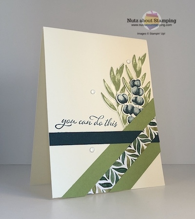 Paper Weaving Card