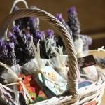 1 - Lavender Basket