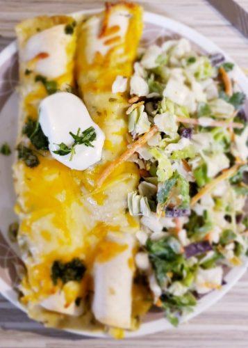 Creamy-Steak-Enchiladas