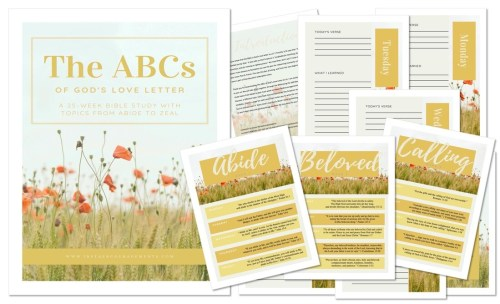 The ABCs of God