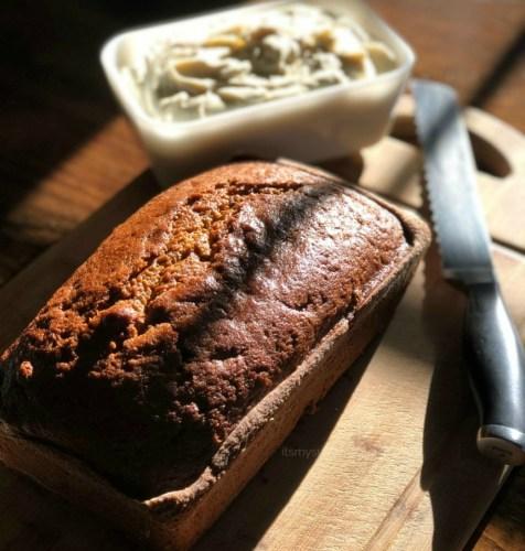 Suzan - Pumpkin Bread