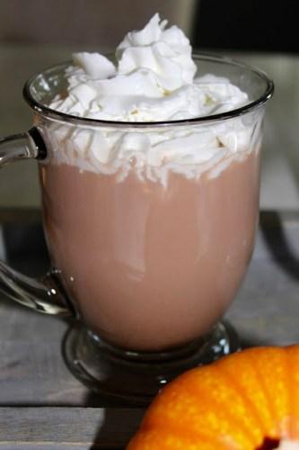 Baileys Hot chocolate