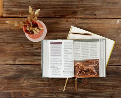 Holy Land Illustrated Bible 4