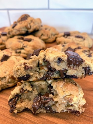 Friendship Friday - Chocolate Chip Pecan Cookies