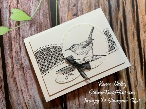 Etched In Nature Card