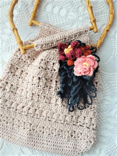 Romantic Bohemian Bag