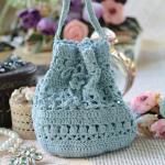 Charlotte Crochet Pouch