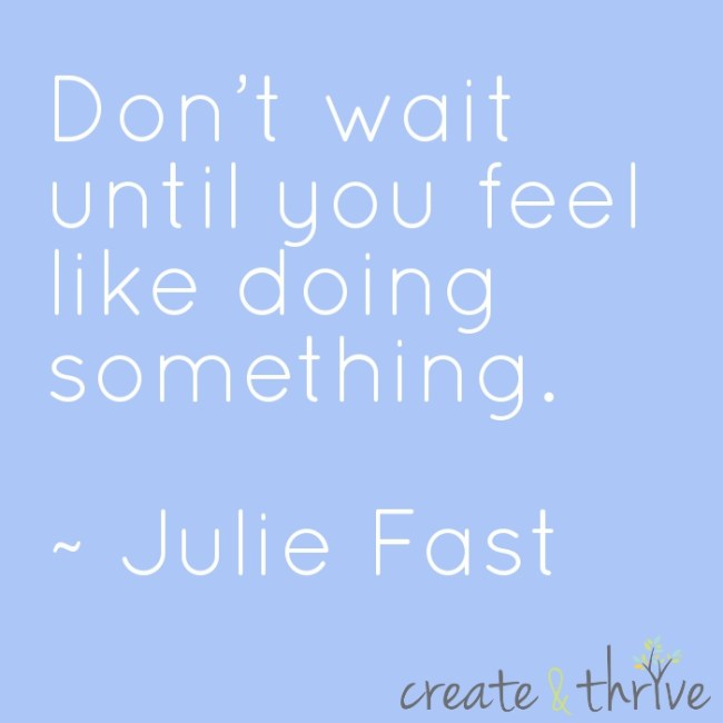 Julie Fast