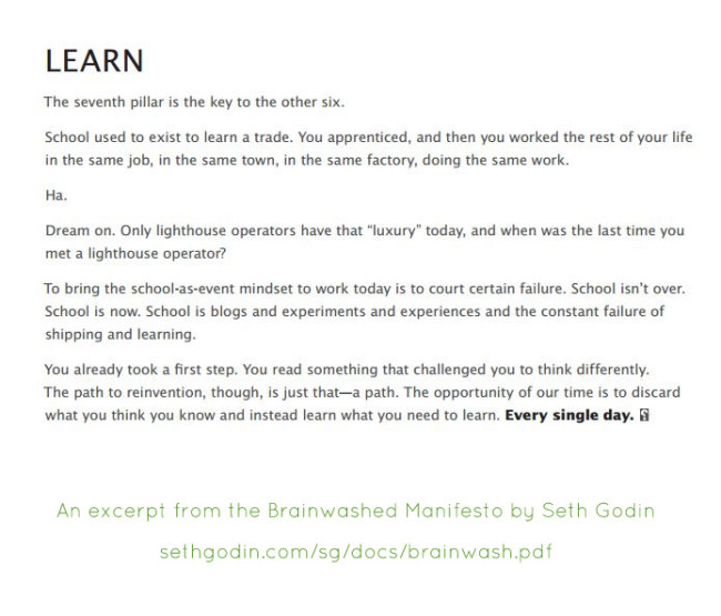 1-Seth Godin - Brainwashed