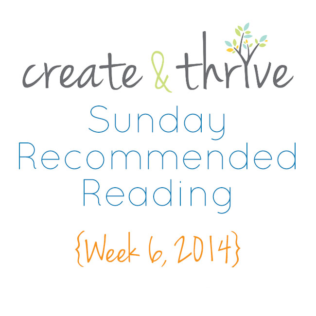recommended reading week 6