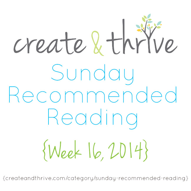 recommended reading week 16