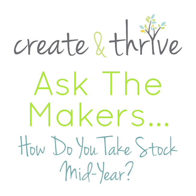 Ask the Makers - taking stock
