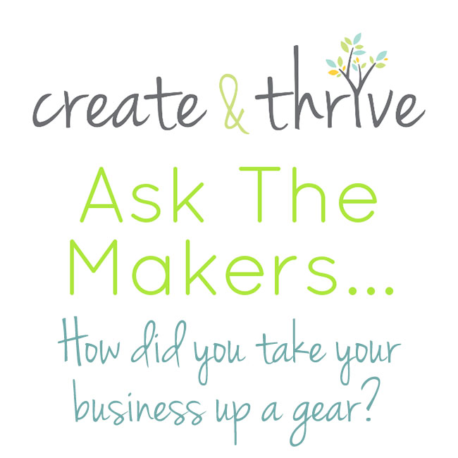 Ask the Makers - gearing business