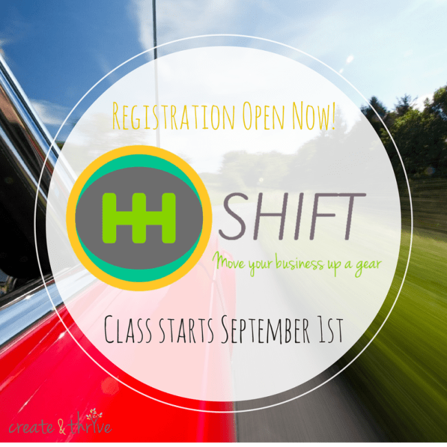 Shift Reg Open Square