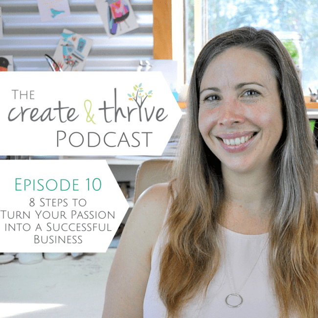Copy of The Create & Thrive Podcast - Episode 10