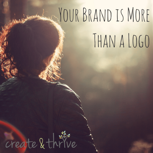 Your Brand Is More Than A Logo