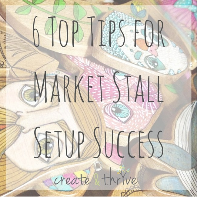 6 Top Tips for Market Stall Setup Success