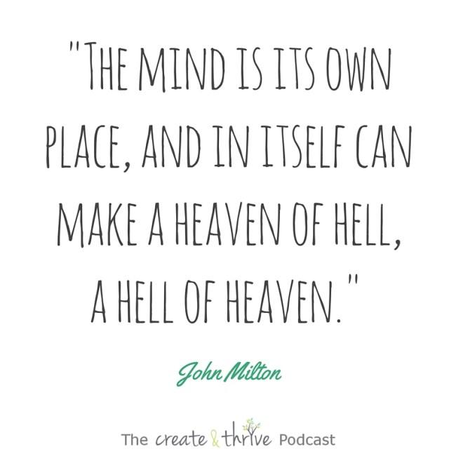 Ep 33 quote - milton