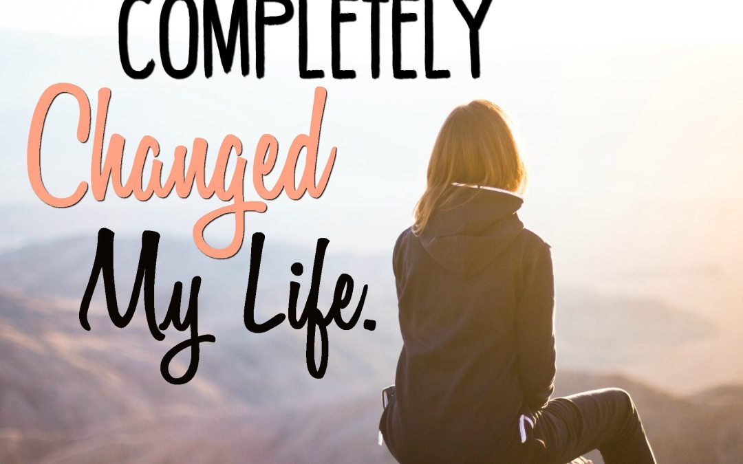 """The """"Work"""" that Completely Changed My Life"""