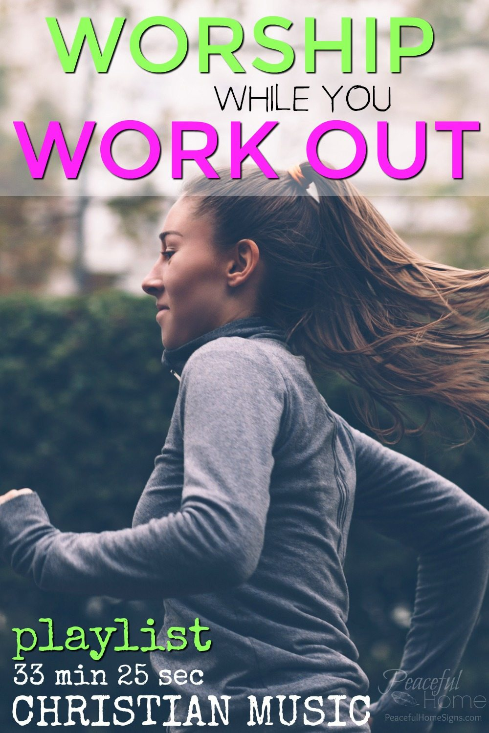 Worship Workout Playlist | Christian Exercise Playlist | Christian Songs to Run to | Clean music workout | Kid friendly workout music | Energize workout music