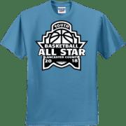 basketball t-shirt design