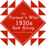 Farmers Wife Quilt Along Button