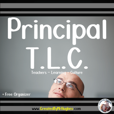 Principal TLC: Teachers, Learning, [Culture]