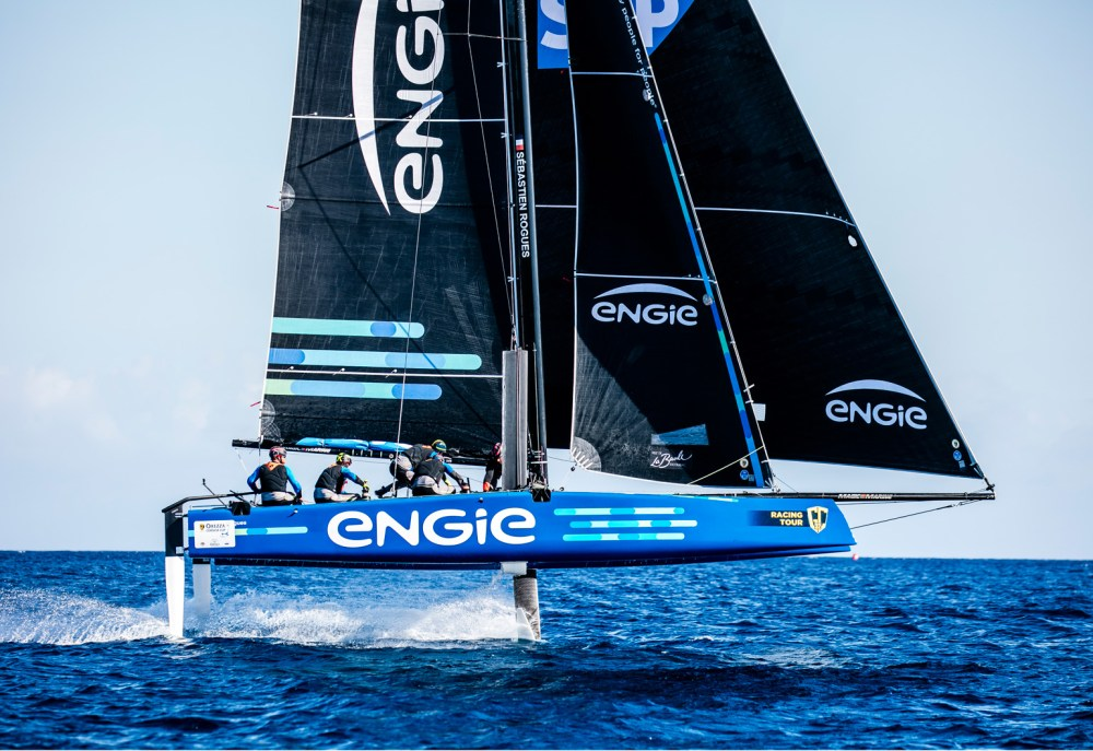medium resolution of here s how the fastest sailing boats in the world reach top speeds
