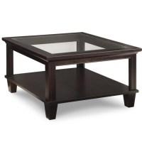 Georgetown Glass Coffee Table - Home Envy Furnishings ...