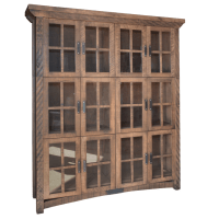 Solid Maple Curio Cabinet | Cabinets Matttroy