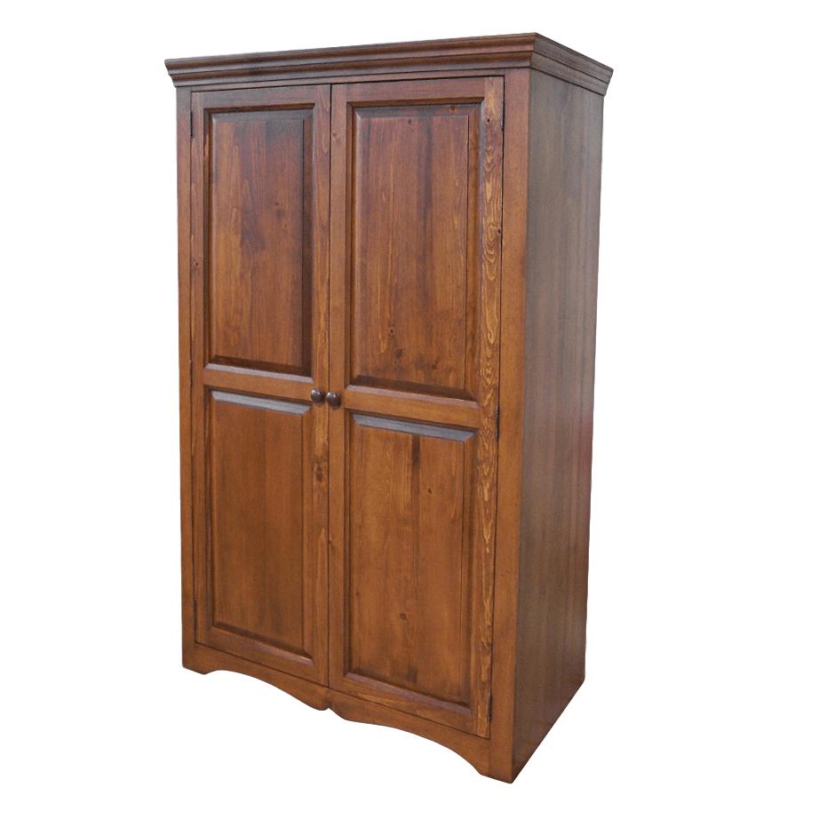 Distressed True White Cabinets