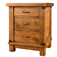Galley Night Stand - Home Envy Furnishings: Solid Wood ...