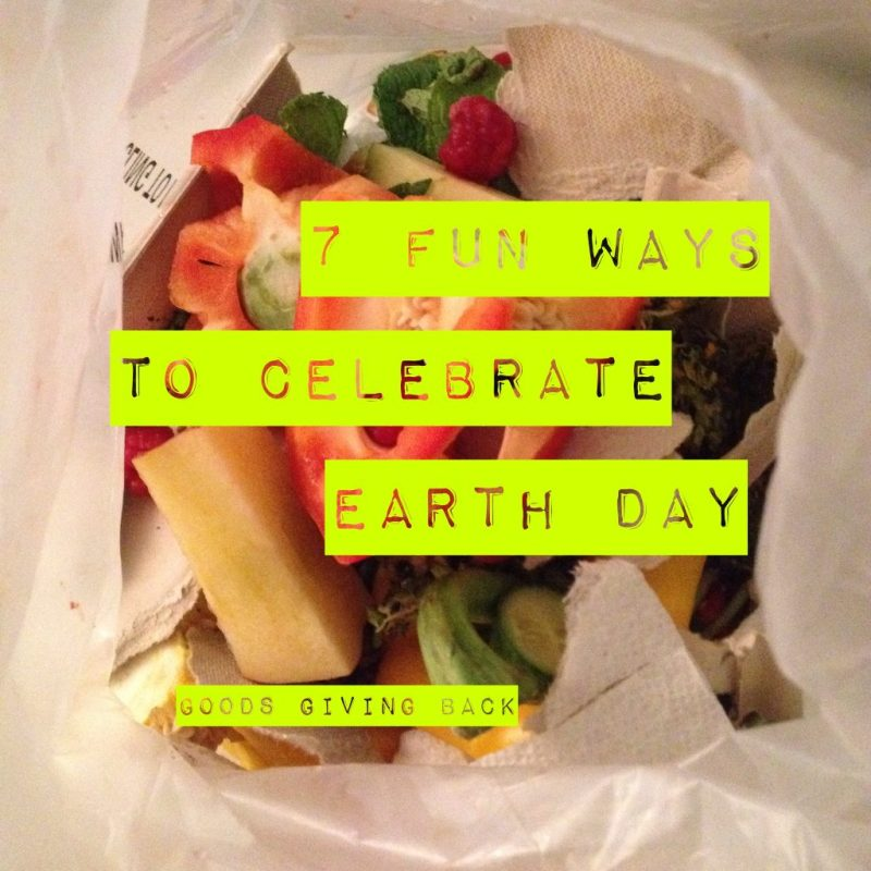 7 Fun Ways To Celebrate Earth Day