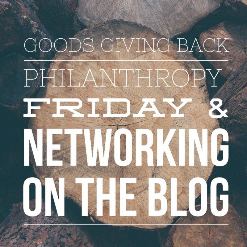 philanthropy friday june 3