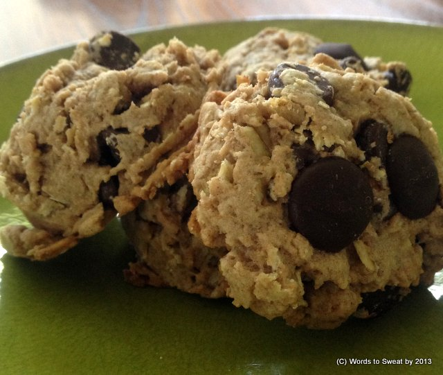 Spelt flour oatmeal cookie recipe