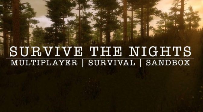 Survive the Nights, un jeu Blender/Unity
