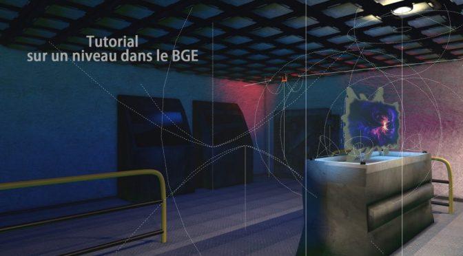 Création d'un niveau futuriste avec Blender