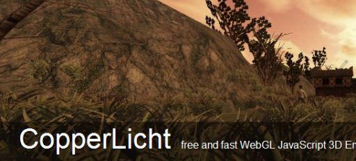 """Le moteur <span class=""""caps"""">3D</span> WebGL CopperLicht maintenant Gratuit et Open Source"""