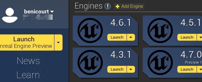 Unreal Engine 4.7 : la preview est dispo !