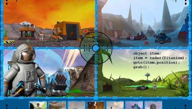 """Présentation de mon Projet de jeu vidéo: """"Lost Colonies"""""""