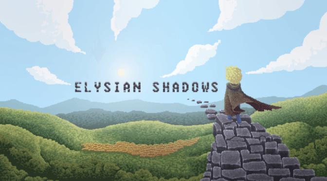 Assistez au développement du jeu Elysian Shadows