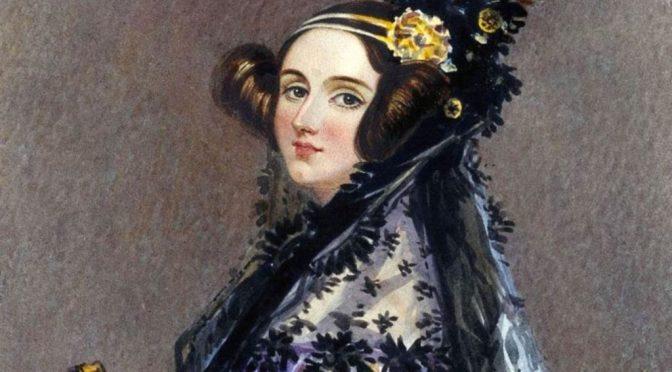 Ada Lovelace, la première développeuse